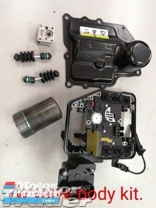 Volkswagen Valve Body Volkswagen auto transmission gearbox Problem