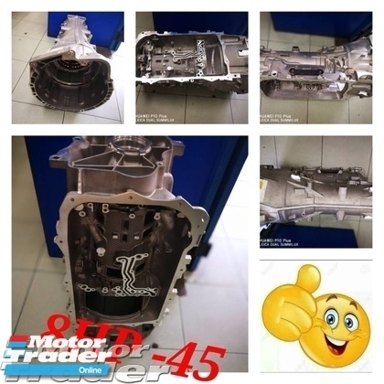 Automatic gearbox transmission 8 HP 45 Gearbox Transmission and Engine