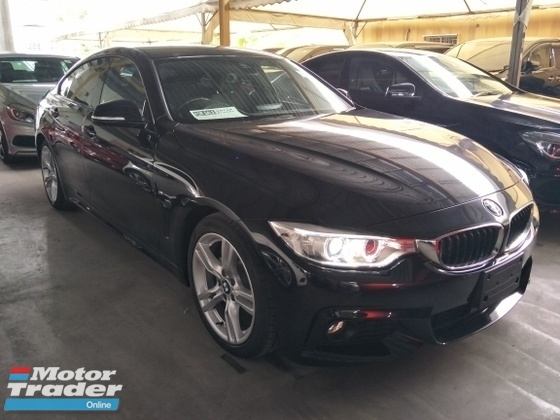 2015 BMW 4 SERIES 2.0 GRAND COUPLE M SPORT POWER BOOT MEMORY SEATS
