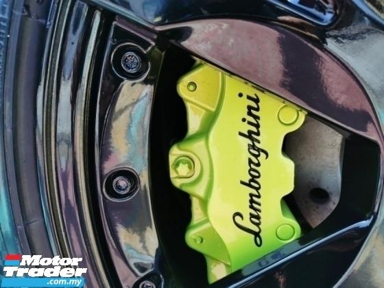 2005 LAMBORGHINI GALLARDO Lamborghini GALLARDO LP560 5.0 SUPERLEGGERA F/LIFT