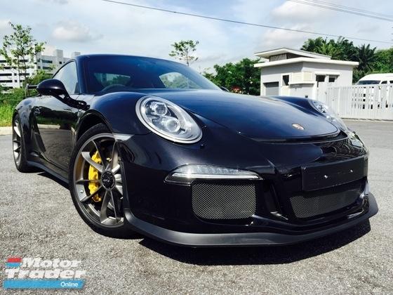 2014 PORSCHE 911 (991) GT3 3.8 WELL MAINTAINED