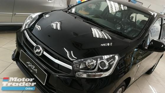2019 PERODUA AXIA 1.0 Auto G/SE/AV 📌 NEW YEAR Promo - Limited Stock