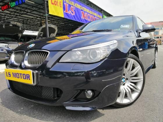 2010 BMW 5 SERIES E60 525i 2.5 LCi M-SPORT Ori