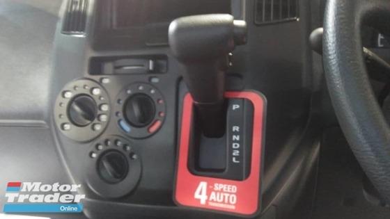2018 daihatsu gran max panel van  auto  baru
