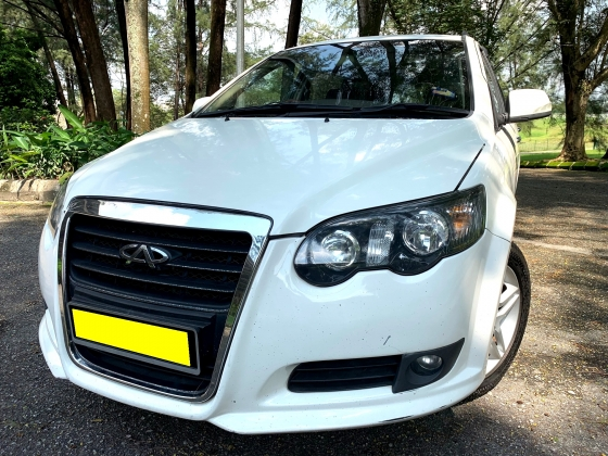 2014 CHERY EASTAR XT 2.0 (A) NEW FACE LIFT LOW MILEAGE