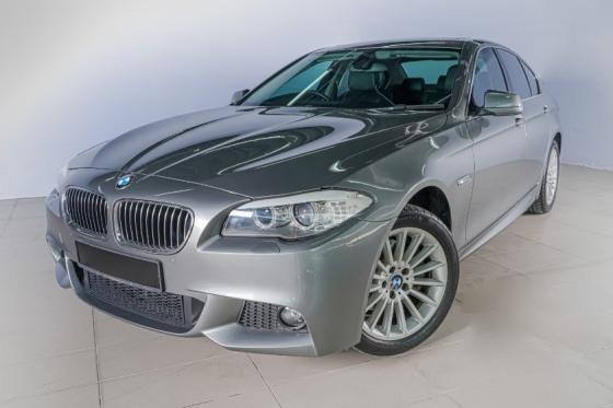 2011 BMW 5 SERIES F10 528i 3.0 (A) UK SPEC -Sun Roof - Head Up Display -M-Sport Bodykit