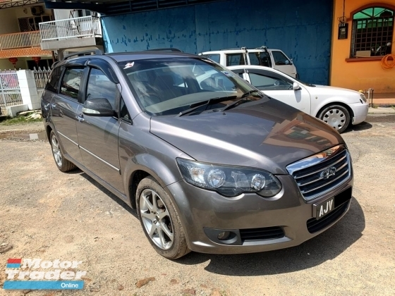 2010 CHERY EASTAR 2.4 MPV Premium Spec(AUTO)2010 Only 1 LADY Owner, 78K Mileage, TIPTOP, ACCIDENT-Free, DIRECT-Owner, with AIRBEG,DVD,GPS &REVERSE Cam
