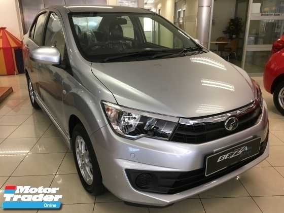 2019 PERODUA BEZZA GXTRA AUTO BEST PROMOTION CAR FAST NEW