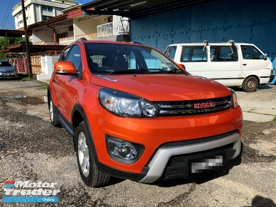 2017 GREAT WALL Haval H1 1.5 Premium SUV(6 YEAR WARRANTY)(AUTO)2017 Only 1 LADY Owner, 10K Mileage,TIPTOP,ACCIDENT-Free,DIRECT-Owner, with DVD, GPS & REVERSE Cam