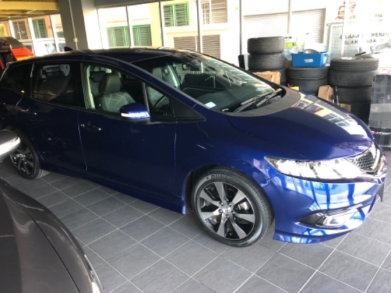 2016 HONDA OTHER Jade 1.5 RS