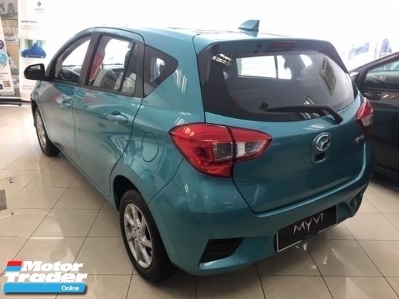 2019 PERODUA MYVI STANDARD G AUTO BEST PROMOTION CAR FAST NEW