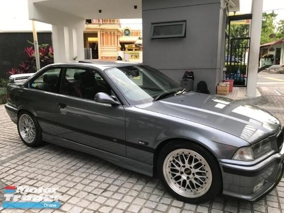 1997 BMW M3 E36 3.0  (M)