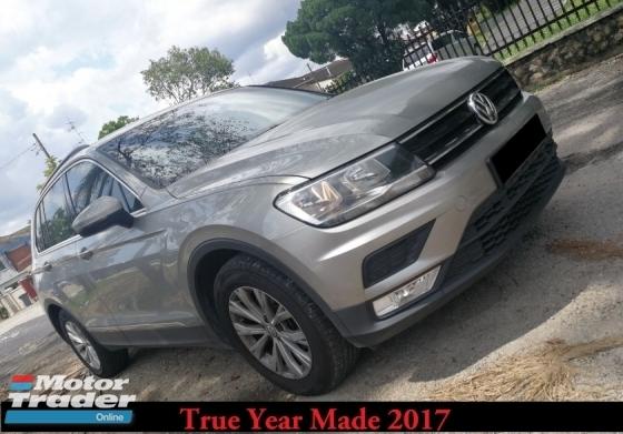 2017 VOLKSWAGEN TIGUAN 2.0 TSI True Year Made