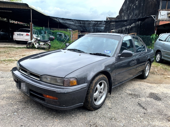 1991 HONDA ACCORD 2.2 VTI PREMIUM FULL Spec(AUTO)1991 Only 1 UNCLE Owner, LOW Mileage, TIPTOP, ACCIDENT-Free, DIRECT-Owner, with SPORTRIM & AIRBEG