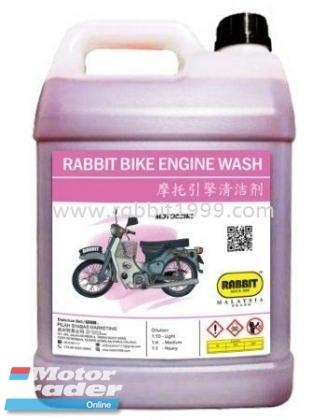RABBIT BIKE ENGINE WASH Engine & Transmission > Engine
