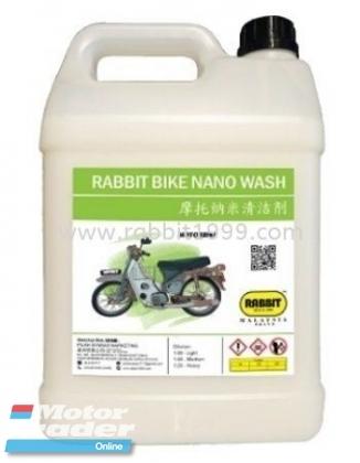 RABBIT BIKE NANO WASH Oils, Coolants & Fluids > Others