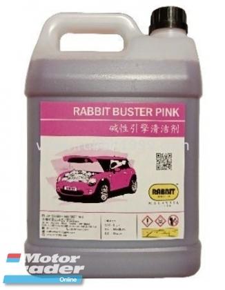 RABBIT BUSTER PINK Windscreen
