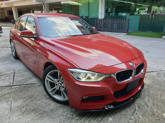 2014 BMW 3 SERIES 320D MSport