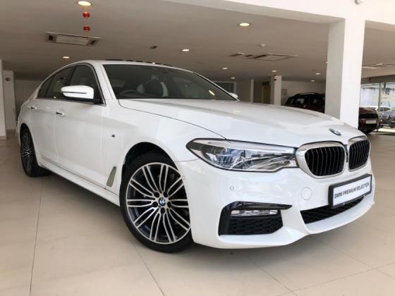 2018 BMW 5 SERIES 530I M-SPORT BY INGRESS AUTO