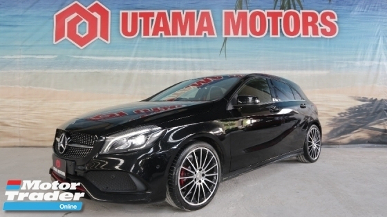 2016 MERCEDES-BENZ A250 2.0 AMG SPORT EDITION PANORAMIC ROOF ALCANTARA INTERIOR MID YEAR SALE