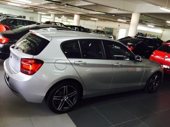 2013 BMW 1 SERIES 125i CBU M Sport