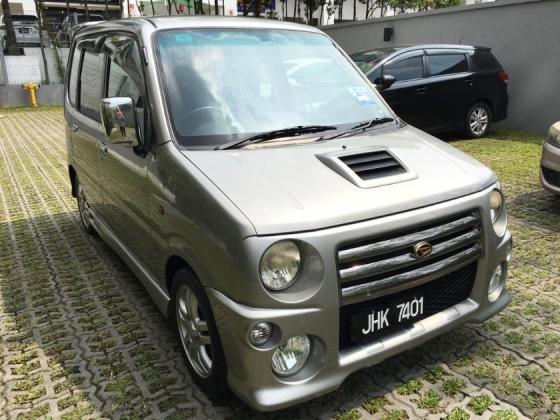 2003 PERODUA KENARI Perodua kenari GX