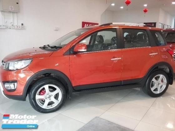 2019 GREAT WALL Haval H1