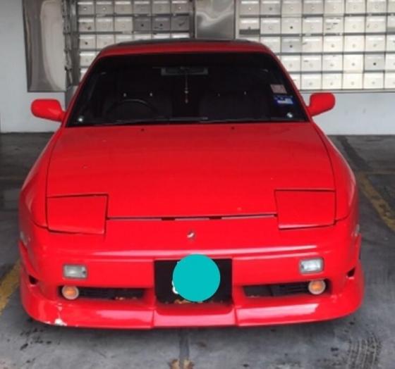 1990 NISSAN 180SX TYPE S