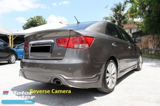 2012 NAZA FORTE 2.0 SX (A) 6 Speed Enhanced Specs (Ori Year Make 2012)(1 Owner)(Loan up to 8 Years)