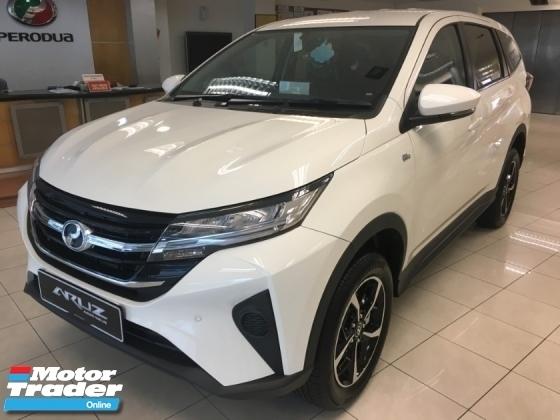 2019 PERODUA ARUZ 1.5 PREMIUM X AUTO NEW MODEL HOT SALES FAST CAR