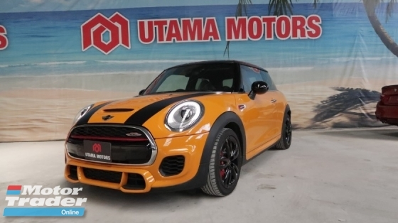 2015 MINI Cooper S 2.0 JOHN COOPER WORKS PANORAMIC ROOF JCW BUCKET SEATS RAYA PROMOTION