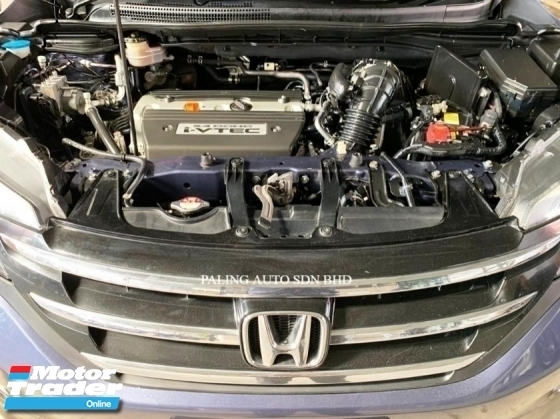 2015 HONDA CR-V  2.4 4WD (A) NEW MODEL PUSH START PADDLESHIFT