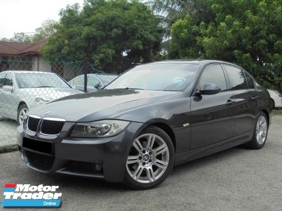 2008 BMW 3 SERIES 2.0 E90 Ori. M-Sports TipTOP SUPERB LikeNEW