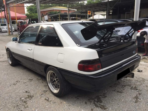 1990 FORD LASER TX3 1.8TURBO!!!ORIGINAL 15INCHI BBS JAPAN RIMS