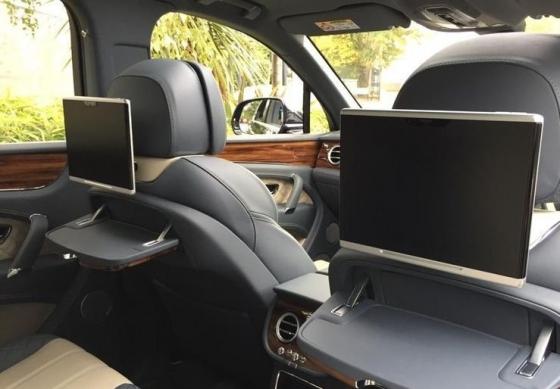 2017 BENTLEY BENTAYGA 6.0 SUV