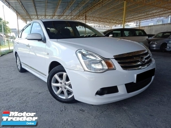 2014 NISSAN SYLPHY 2.0 (A) CVTC SEDAN 1 CAREFUL OWNER GOOD CONDITION PROMOTION PRICE.