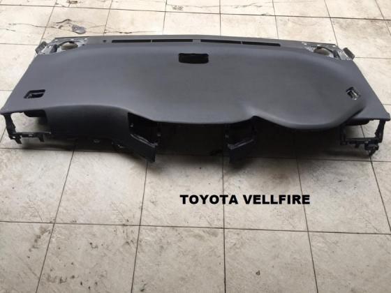 TOYOTA VELLFIRE Int. Accessories