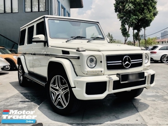 2013 MERCEDES-BENZ G63 AMG 5.5 V8 BI-TURBO WELL MAINTAINED