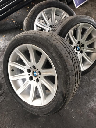 Bmw E38 Sports rims 19 inch staggered original  Rims & Tires