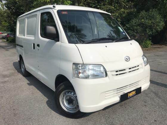 2013 DAIHATSU GRAN MAX 1.5 PANEL VAN LOW FULL SEVICE RECORD LIKE NEW MILAGE 55K ONLY