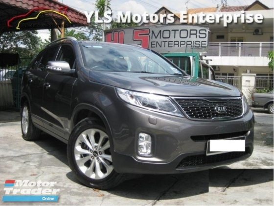 2016 KIA SORENTO 2.4 (A) XM ENHANCED FACELIFT FULL SPECS