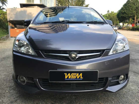 2012 PROTON EXORA 1.6 HIGH LINE (A) FULL SPEC TEACHER OWNER LEATHER SEAT LIKE NEW