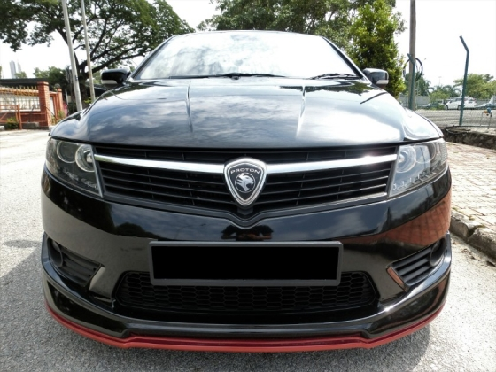 2013 PROTON PREVE 1.6 CFE TURBO ENGINE / F-LOAN / 1 OWNER / R3 BODYKIT / LOW MILEAGE
