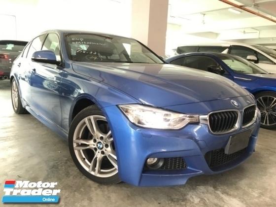 2014 BMW 3 SERIES 320D M SPORT (1163)
