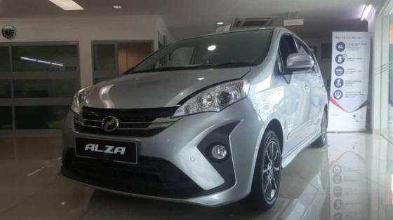 2019 PERODUA ALZA SE- BEST SELLING MPV