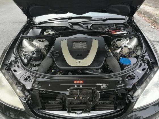 2008 MERCEDES-BENZ S-CLASS S300L 3.0 (A) HP314 SUNROOF 7SPD CKD MODEL