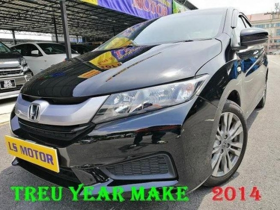 Honda Make A Payment >> 2014 Honda City 1 5s Auto Facelift Full Service Record
