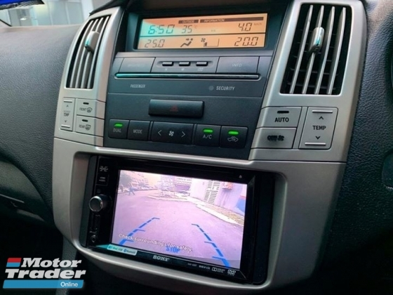 2006 TOYOTA HARRIER 240G (A) Panoramic Roof