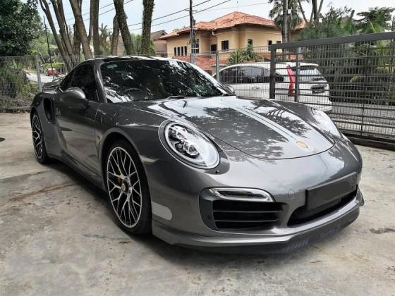 2013 PORSCHE 911 TURBO S 3.8 Mega Spec Like New