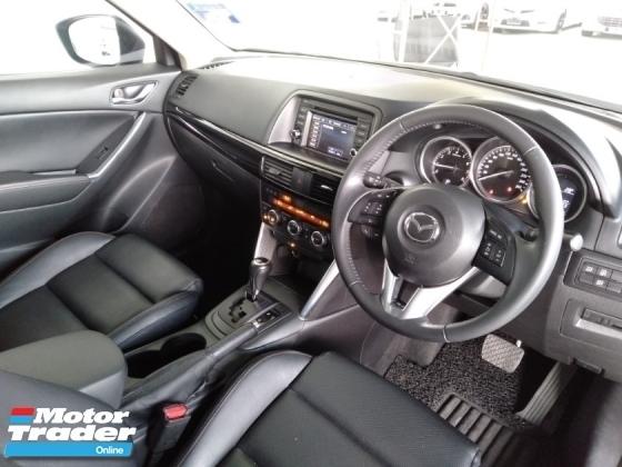 2016 MAZDA CX-5 2.0 2WD Skyactiv High Spec Model